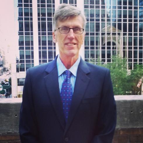 Michael R Barnard - suit